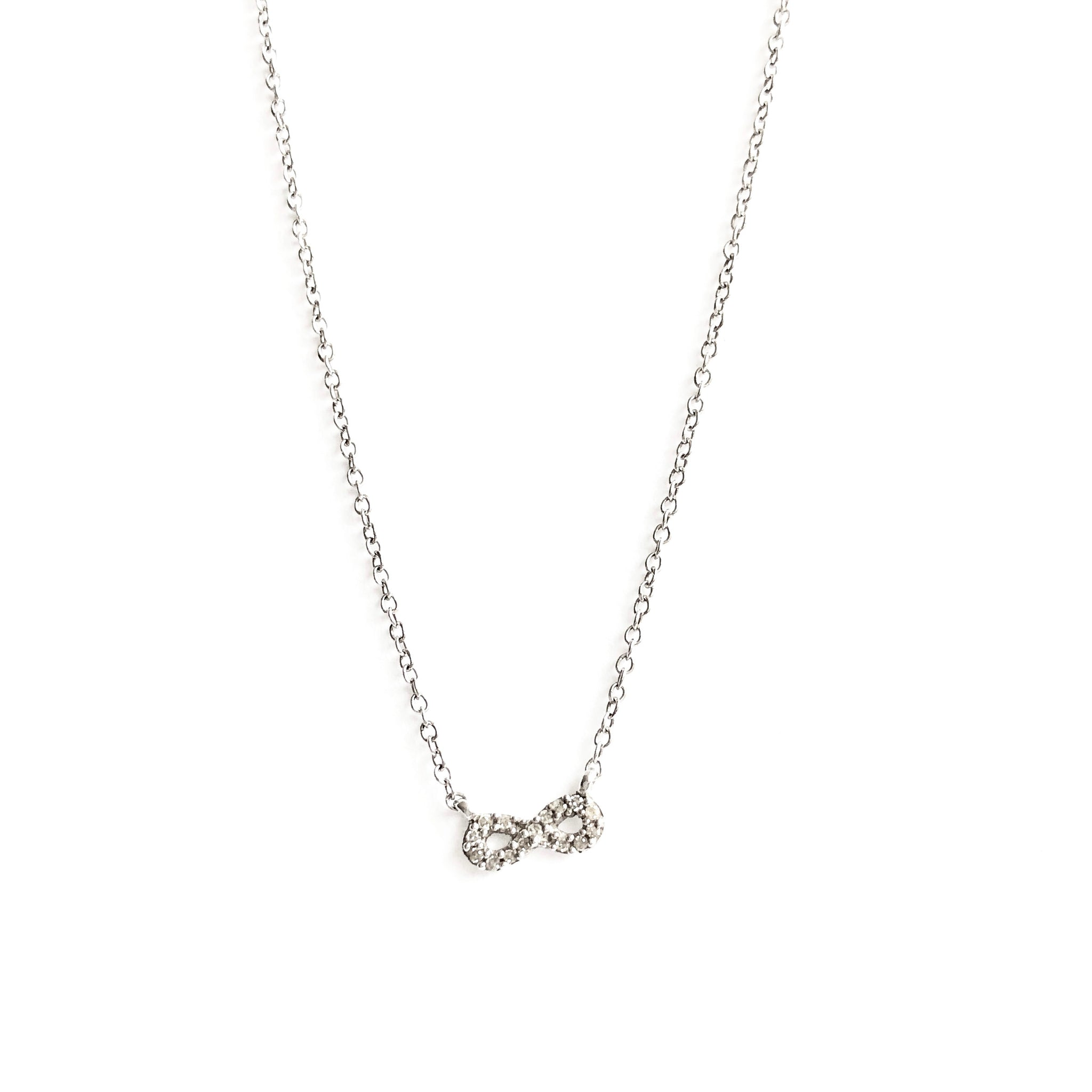 Adina Reyter Infinity Necklace