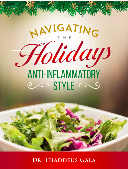 Navigating the Holidays Anti-Inflammatory Style