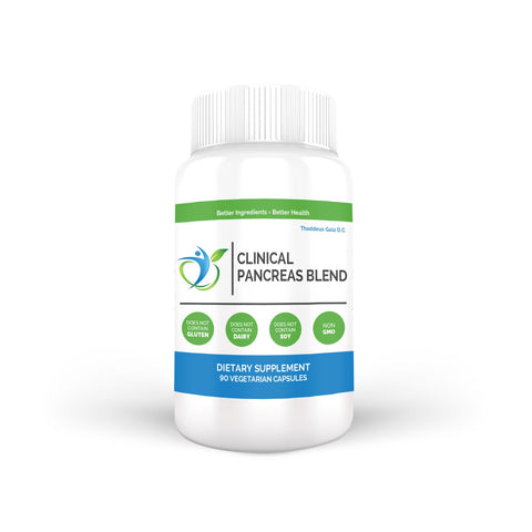 Clinical Pancreas Blend