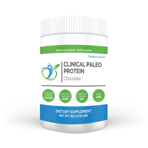 Clinical Paleo Protein Chocolate