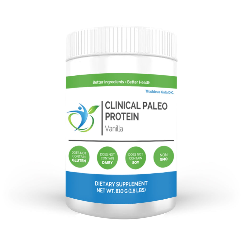 Clinical Paleo Protein Vanilla