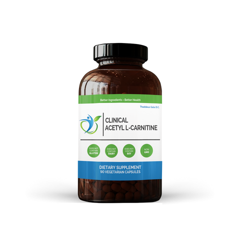 Clinical Acetyl-L Carnitine