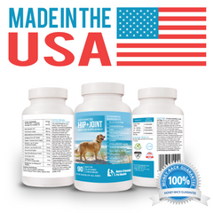 Advanced Hip and Joint Health Supplement for Dogs