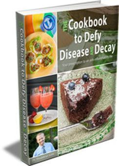 The Cookbook to Defy Disease and Decay