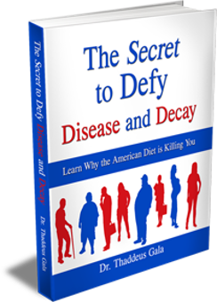 The Secret to Defy Disease and Decay