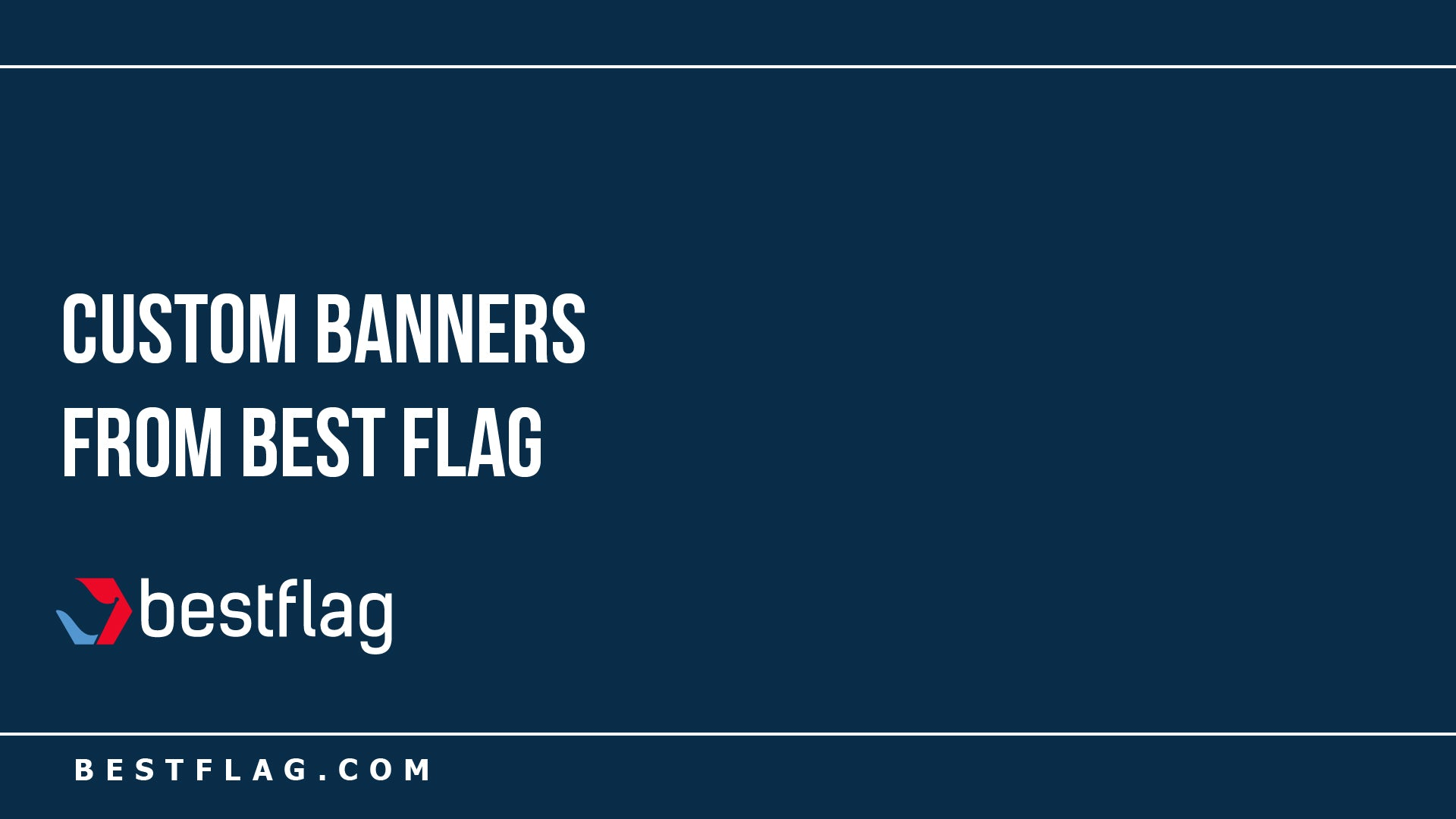 Custom Banners From Best Flag