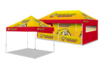 Hungry Howie's Tent Kits