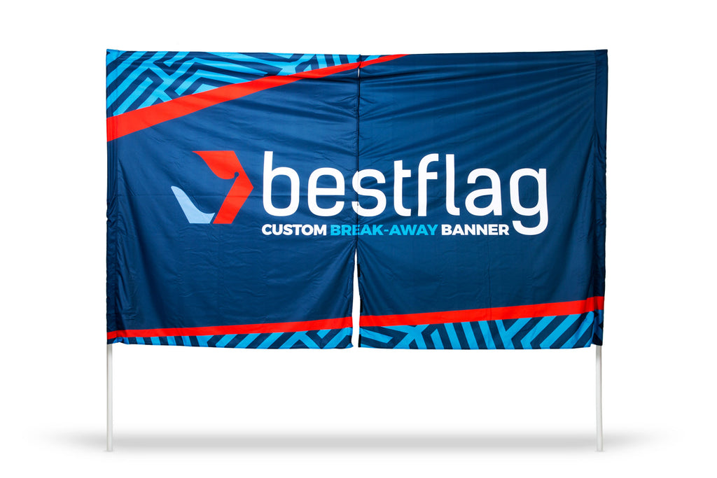 Break-Away Banner - BestFlag.com