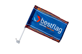 Custom Car Flag - BestFlag.com