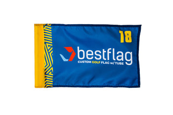 Custom Golf Flag - BestFlag.com