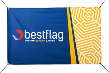 Soft Knit Banner