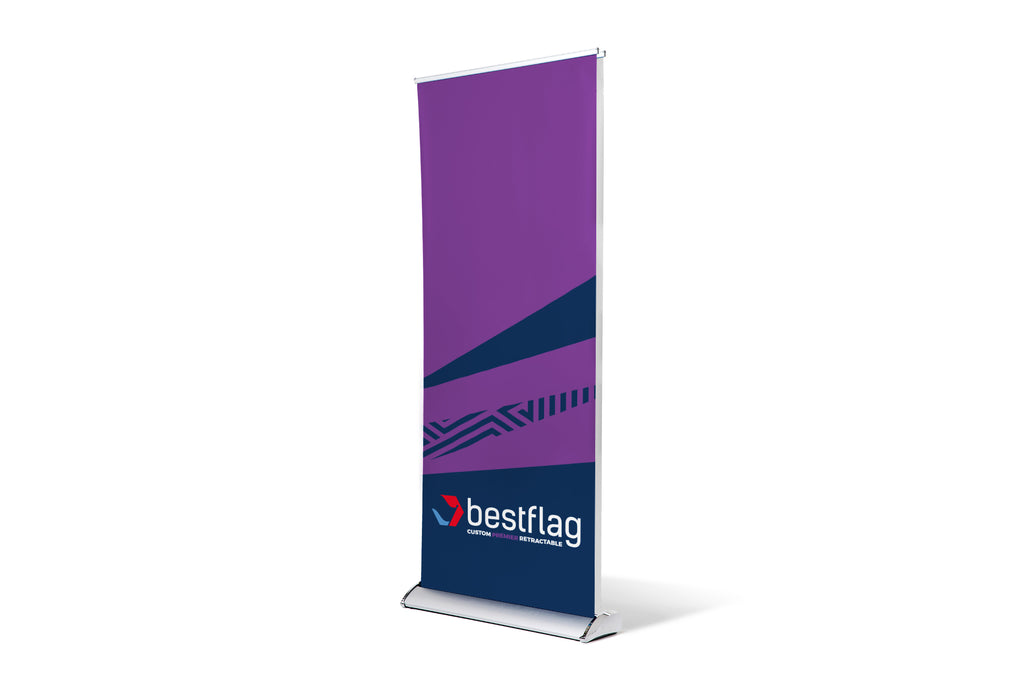 Premier Double Sided Retractable - BestFlag.com
