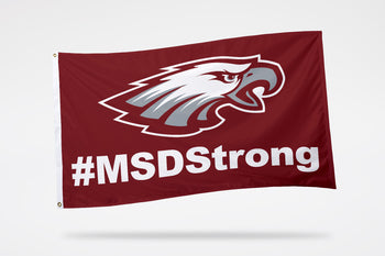 #MSDstrong Flag from Bestflag.com