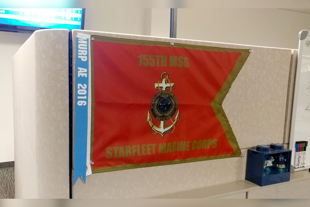 Custom Guidon Flag - BestFlag.com