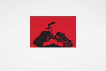 Godfather's Pizza | Full Wall Print