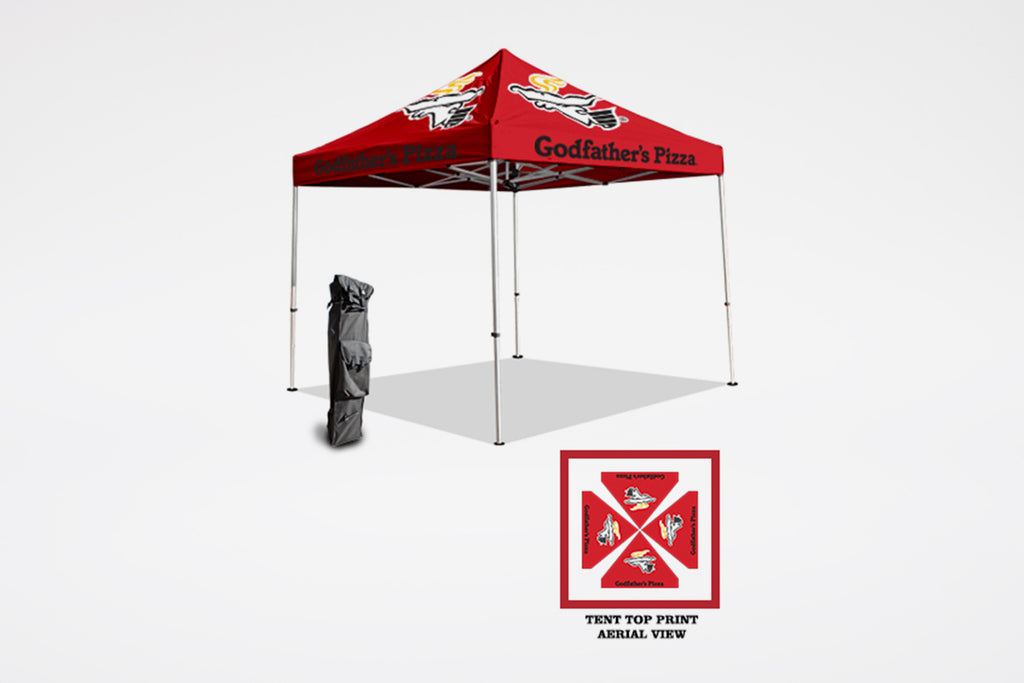 Godfather's | Pizza Tent Kit - BestFlag.com