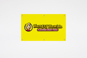 Hungry Howie's | Hungry Howie's 3' x 5' Vinyl Banner