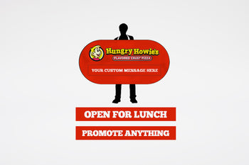 Hungry Howie's | Human Directional and 3 Messages