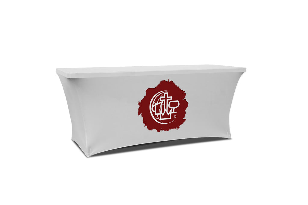 CMA Stretch Table Cover - BestFlag.com