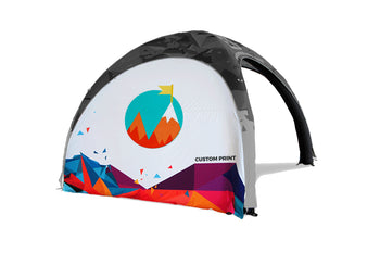 The Dome Inflatable Tent Side Wall - BestFlag.com