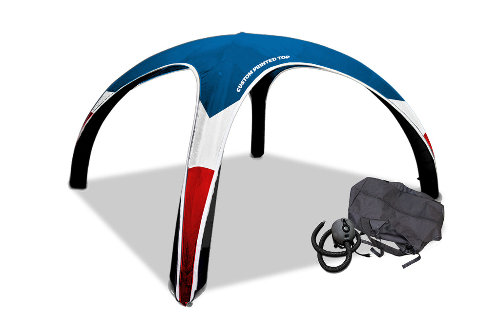 The Dome Inflatable Tent Kit - BestFlag.com
