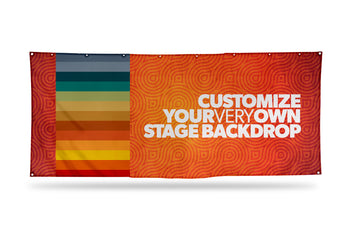 Stage Backdrop Banner - BestFlag.com