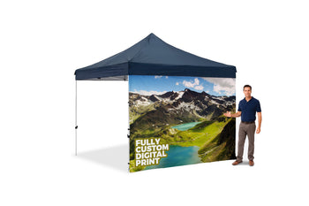 The Base Tent Custom Full Wall - BestFlag.com