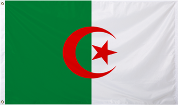 Algeria International Flag