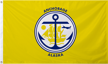 Anchorage City Flag