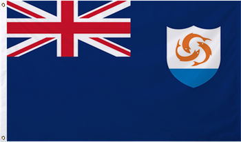 Anguilla International Flag