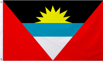 Antigua-Barbuda International Flag