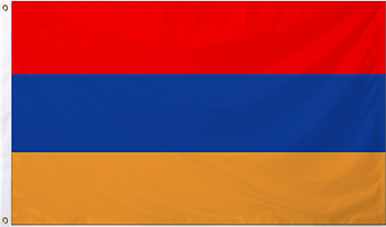 Armenia International Flag