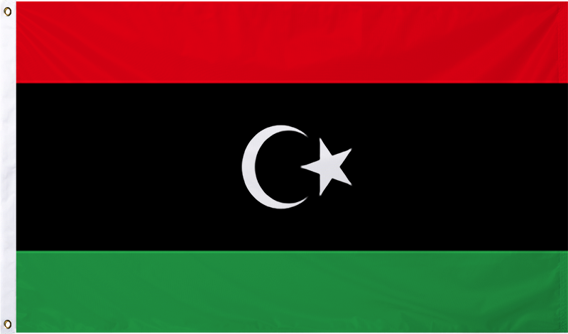 Libya International Flag