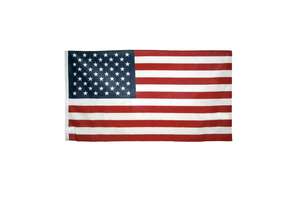 Poly Cotton American Flag