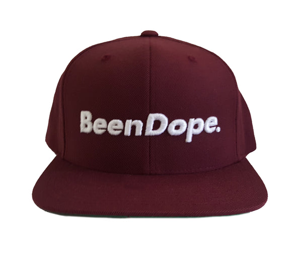 Since Day One Maroon Snapback