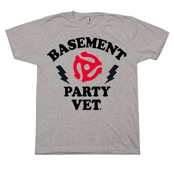 Basement Party Vet T-Shirt
