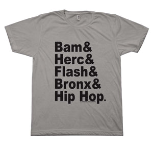 Hip Hop Foundation T-Shirt
