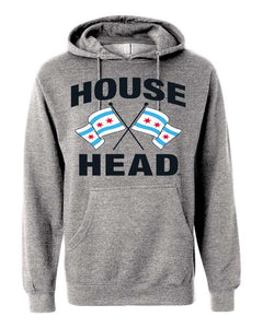 House Head Chicago Hoodie
