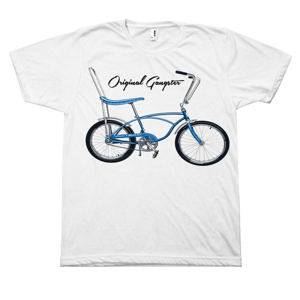 Original Gangster Bike T-Shirt