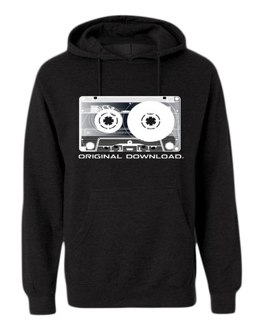 Original Download Retro Hoodie