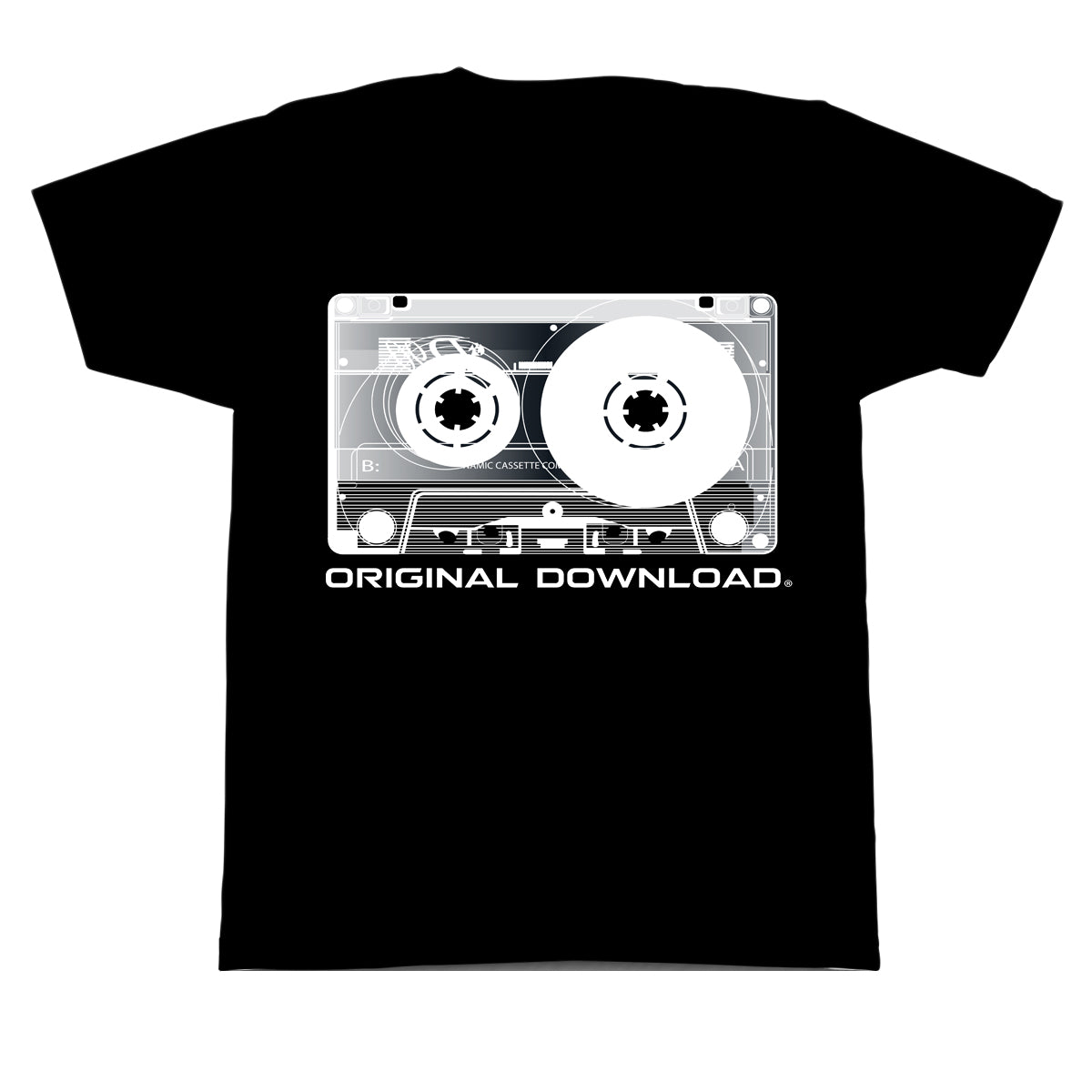 Original Download Retro T-Shirt