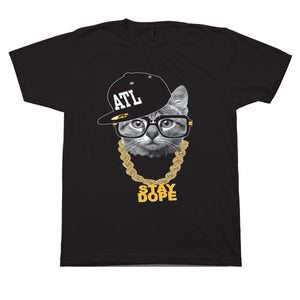Stay Dope ATL Style T-Shirt