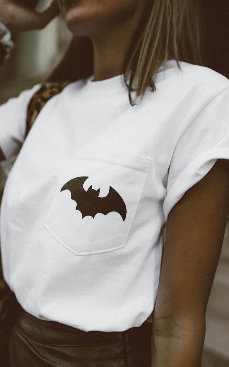 Bat Pocket Tee