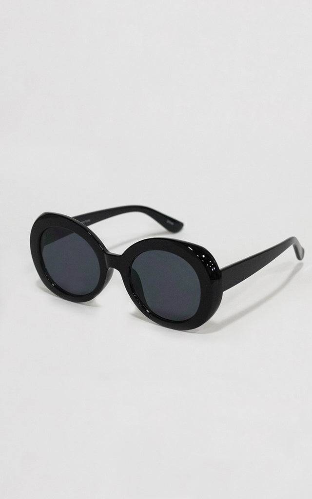 Black Audrey Sunglasses