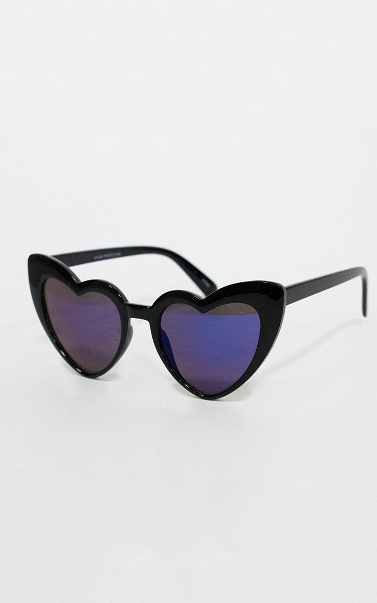 "Black ""Love Me"" Sunglasses"