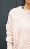 Blush Chunky Sweater