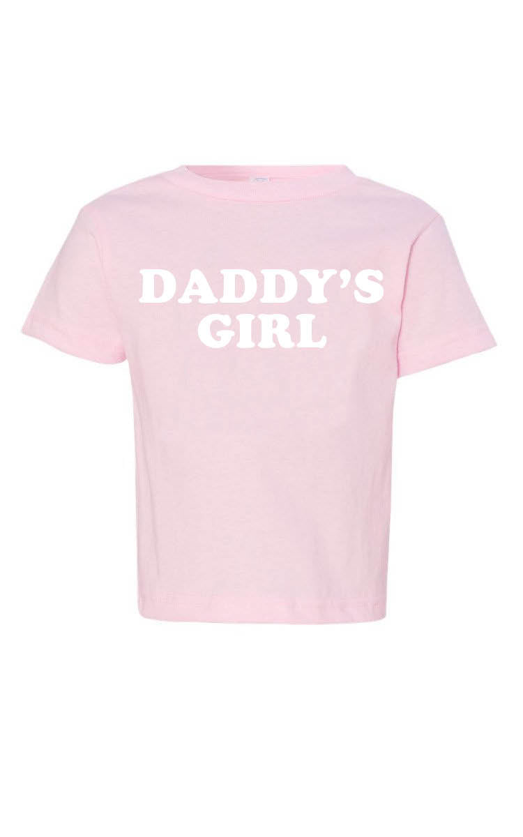 Daddy's Girl Kid's Tee