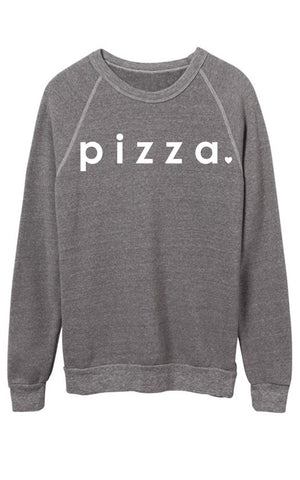 Pizza Sweatshirt