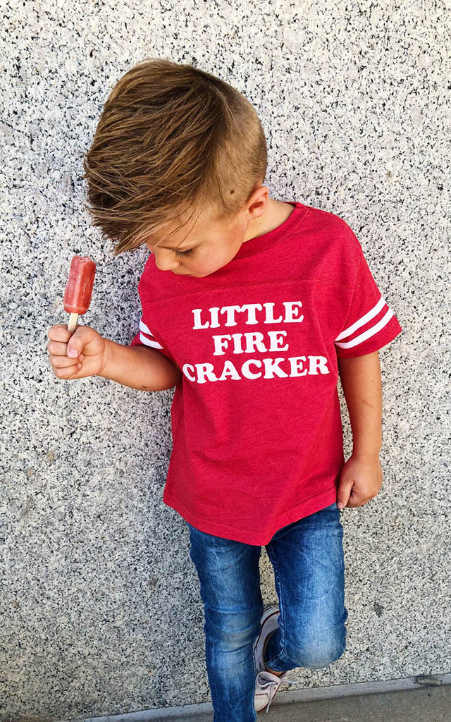 Little Fire Cracker Tee