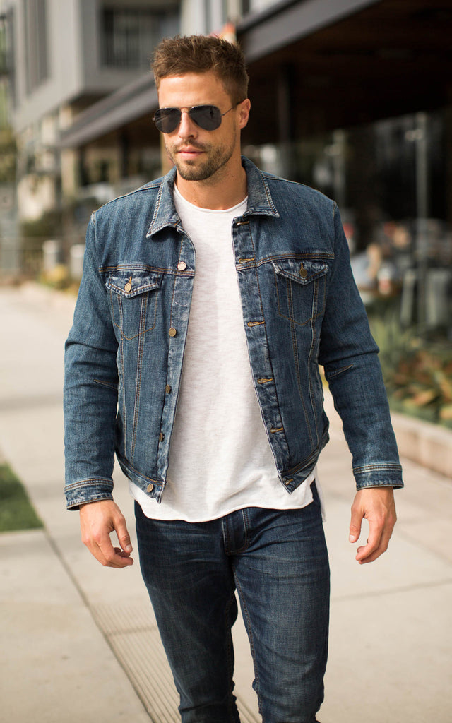 Men's Vapor Denim Jacket